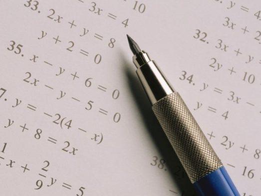 В 2019 году можно будет пересдать только профильный ЕГЭ по математике