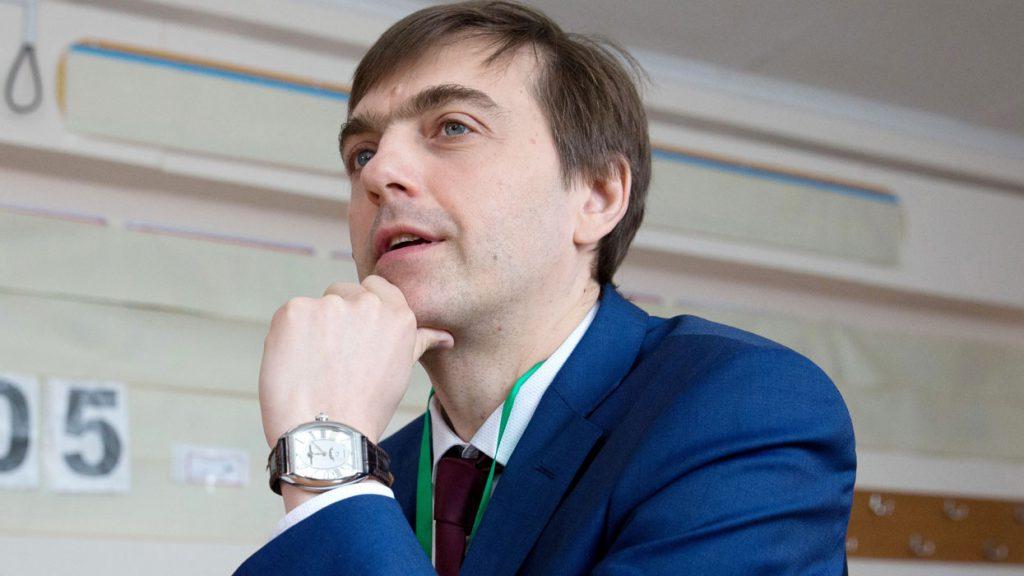 Сергей Кравцов ответил на вопросы родителей о ЕГЭ-2020 и не только