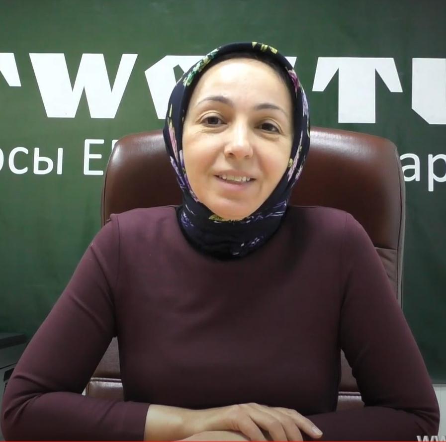 Фатимат Мухамедовна