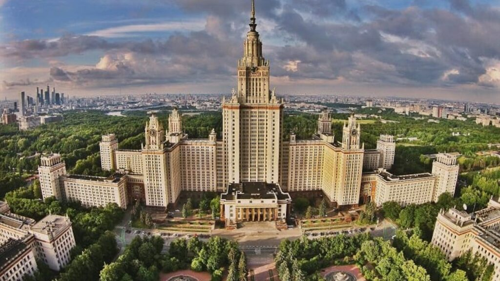 ВУЗы Москвы по предметам ЕГЭ: русский + математика + химия