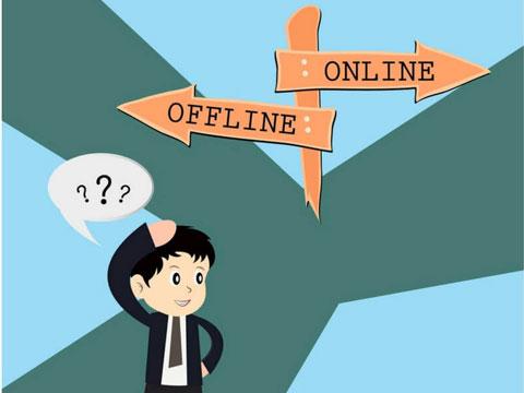 Оффлайн- или онлайн-обучение — что лучше?
